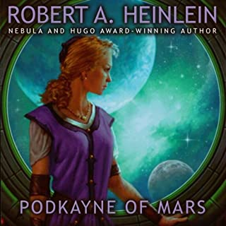 Podkayne of Mars cover art