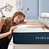 12 Inch King Memory Foam Mattress in a Box, Breathable Bed Comfortable Mattress