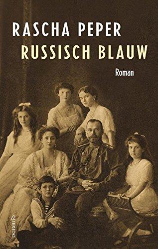 Russisch blauw: roman