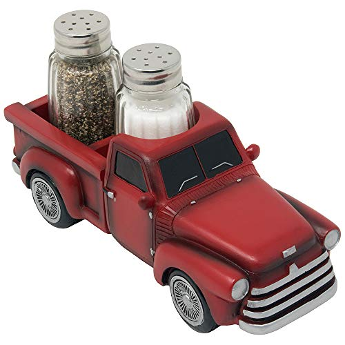 Vintage Pickup Truck Salt and...