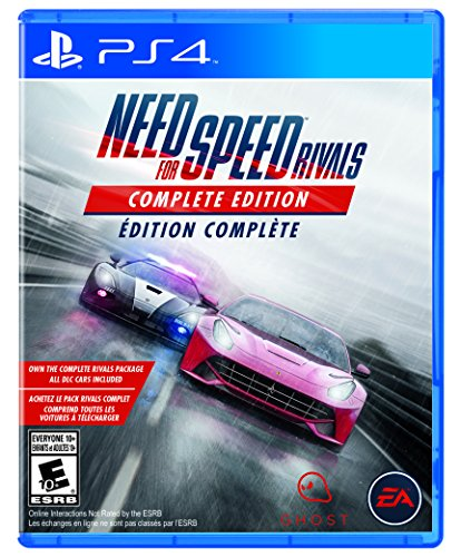 Need for Speed Rivals (Complete Edition) - PlayStation 4