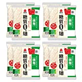 紀文【細麺1ケース】糖質0g麺 8パック [食物繊維 / 低カロリー] オリジナルレシピ付 糖質オフ