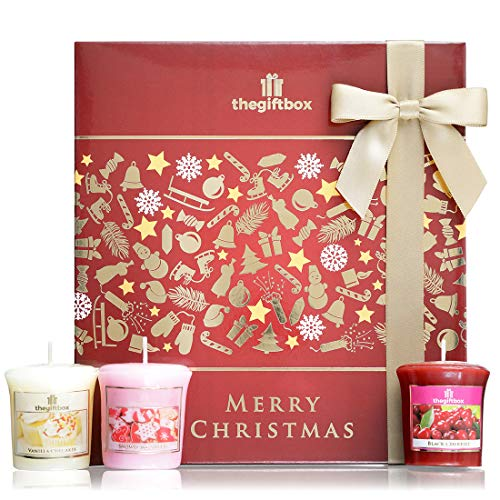 Le Coffret cadeau Bougie parfumée 9 12 16 boîtes