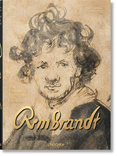 Rembrandt. The Complete Drawings and Etchings [Lingua inglese]