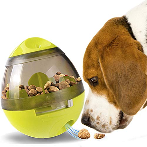 SunGrow Treat Ball Dogs & Cats IQ mentale...