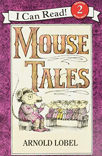 Mouse Tales (I Can Read Level 2)の詳細を見る