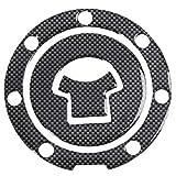 Semoic Nuevo Carbono-Look Pegatina de Fuel Tank Cojin de Cubierta para Honda CBR600RR F4i