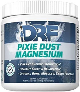 Pixie Dust Magnesium by Dr. Farrah World Renown Medical Doctor | Vibrant Energy Production | Healthy Sleep & Relaxation | ...