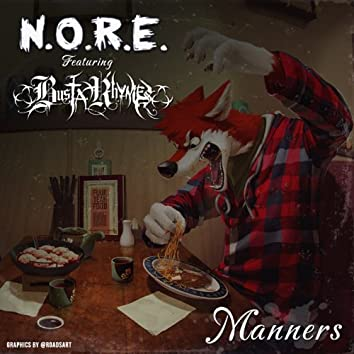 Manners (feat. Busta Rhymes) - Single