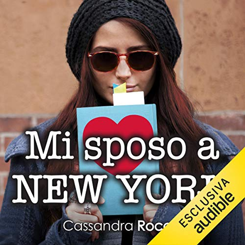 Mi sposo a New York audiobook cover art