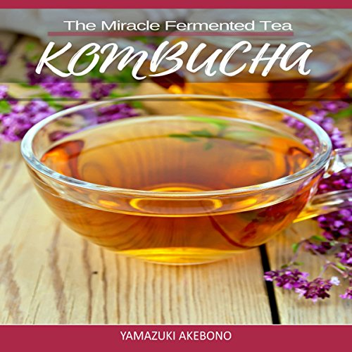 Kombucha audiobook cover art