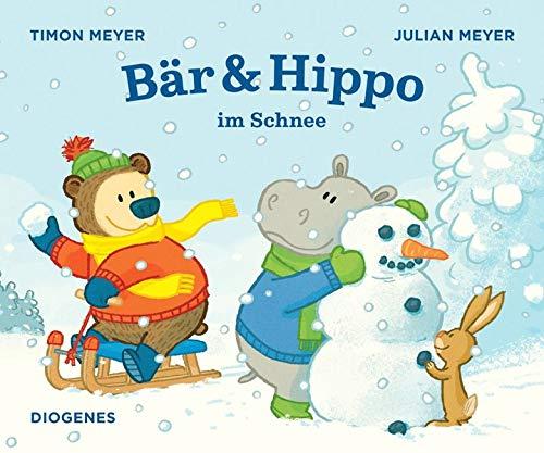 Bär & Hippo im Schnee (Bär und Hippo)