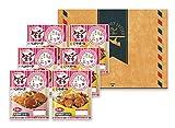 ≪グルメレター≫【食物アレルギー対応】 常温]ハンバーグ&ミートボールセット(各3パック)