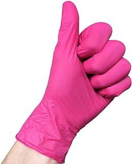 LINAN Mantelli in Lattice USA e Getta Indossare Piatti Resistenti alla Gomma in Gomma Femmina in Gomma Lavare Piatti Impermeabili in Silicone Protettivo Lavare la Cucina