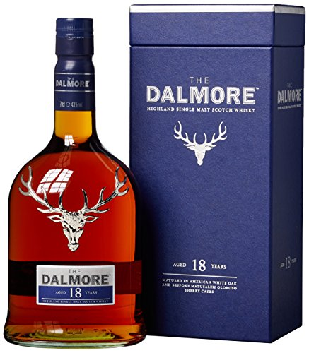 Dalmore 18 Ans Single Malt Scotch Whisky, Whisky Ecossais,...