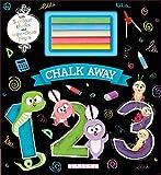 Chalk away 123 (ENGLISH EDUCATIONAL BOOKS)