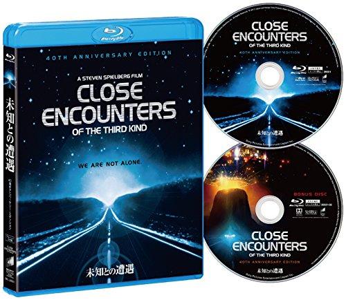 未知との遭遇 40周年アニバーサリー・エディション(初回生産限定) [Blu-ray]