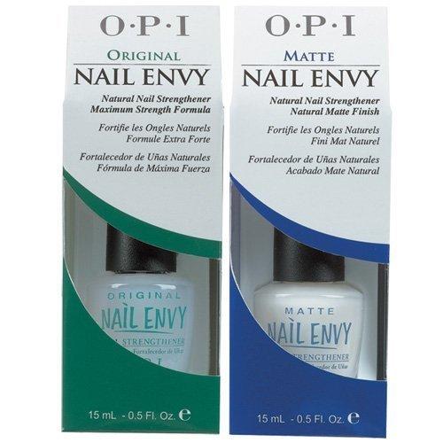 OPI Nail Tratamiento original Envy/mate Combo .5oz cada cuidado...