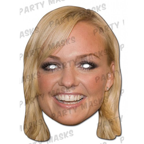 Emma Bunton Mask (Masque/Déguisement)