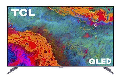 TCL 50S535 50 Inch 5 Series 4K Roku Smart QLED TV (Renewed)