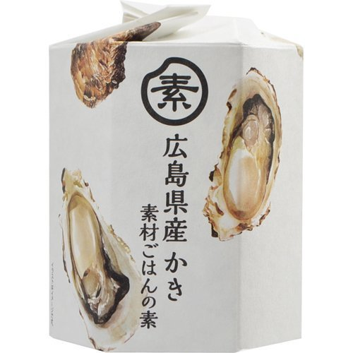 KK 素材ごはんの素 広島県産かき 200g