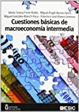 Cuestiones básicas de macroeconomía intermedia (Libros profesionales)