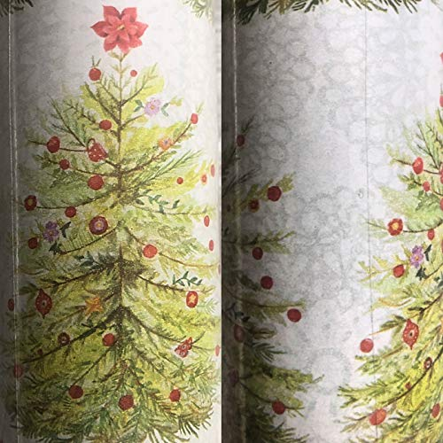 1 Roll The Pioneer Woman Christmas Tree Christmas Gift Wrapping Paper 80 sq ft