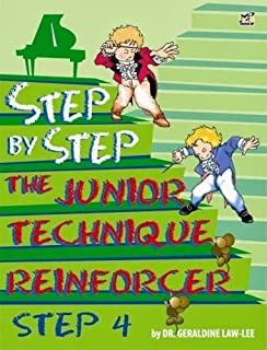 Step By Step Junior Technique Reinforcer Step 4
