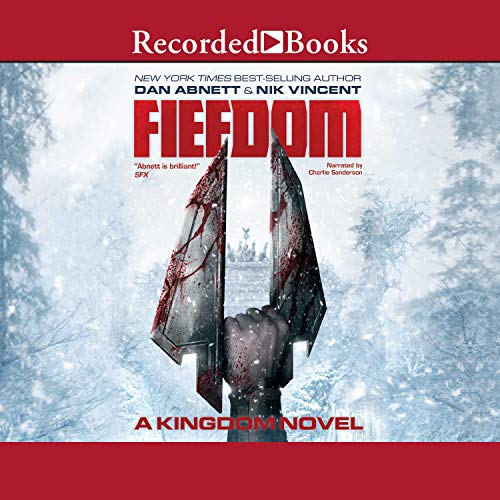 Fiefdom audiobook cover art