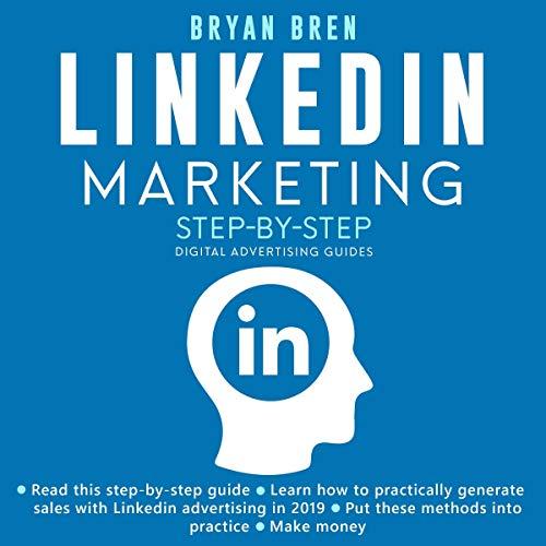 LinkedIn Marketing Step-By-Step Titelbild
