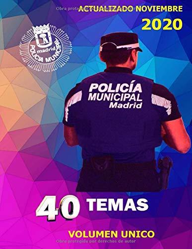 Temario Policia Municipal 2020