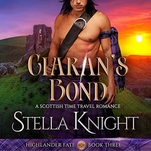 Ciaran's Bond audiobook cover art
