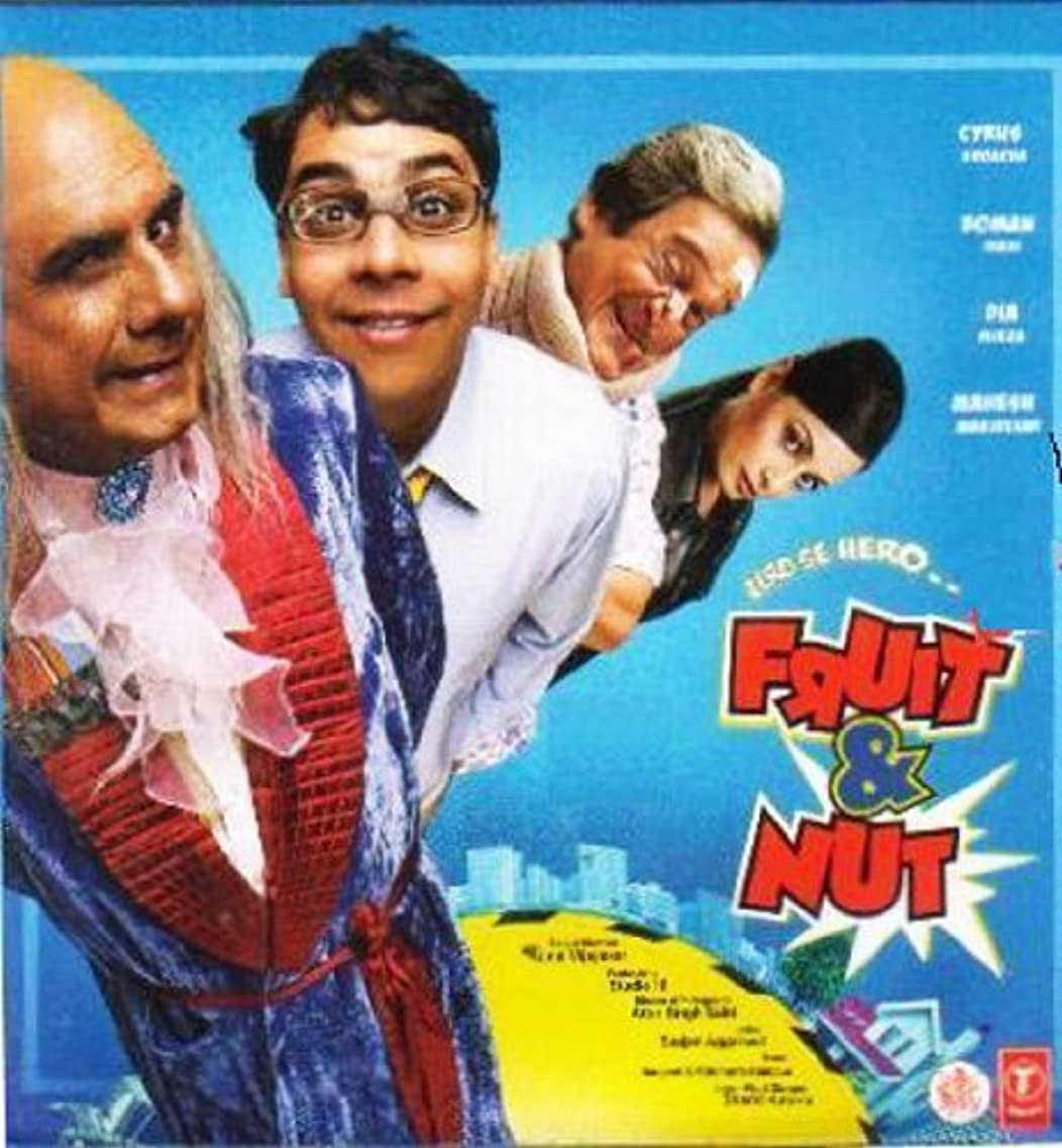 Fruit & Nut (Film Soundtrack / Bollywood Movie Songs / Hindi Music) by Neeti Mohun, Sangeet, Siddharth, Kailash Kher, Boman Irani, Sangeet Haldipur, Ma (2009-10-07)
