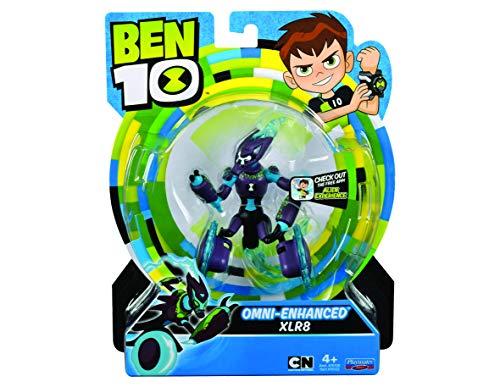 Ben 10 BEN35210 XLR8 Omni Ulepszona figurka akcji