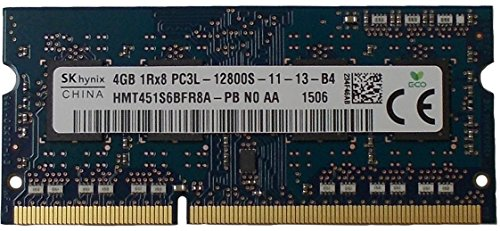 Hynix HMT451S6BFR8A-PB NO AA 4 GB DDR3 PC3L-12800S SODIMM RAM PC-geheugen