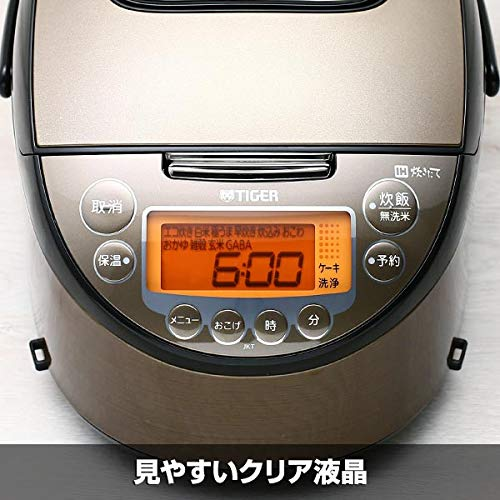 TIGER(タイガー魔法瓶)『IH炊飯ジャー〈炊きたて〉(JKT-B183)』