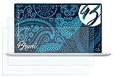 Bruni Schutzfolie kompatibel mit Asus ZenBook 14 UX433FN Folie, glasklare Bildschirmschutzfolie (2X)