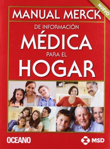 Manual Merck de Información médica para el hogar (Manuales)