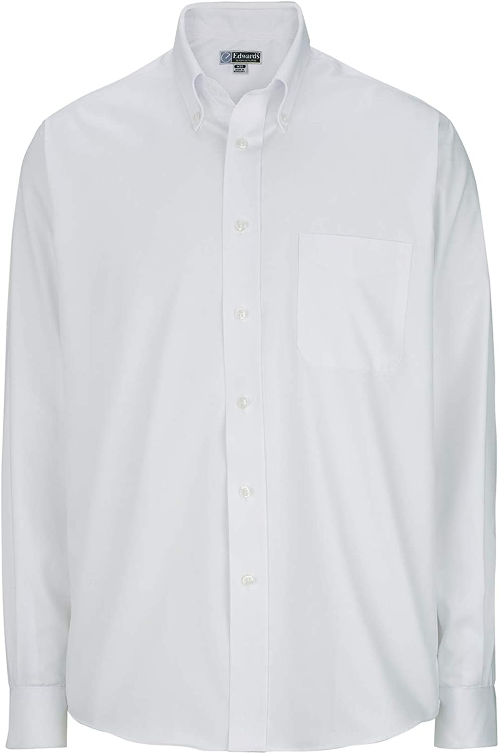 Big Tall Pin Point Oxford Shirts up to 6XT in 4 Colors