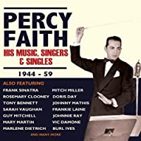 His Music, Singers & Singles by Percy Faith (2013-05-03)