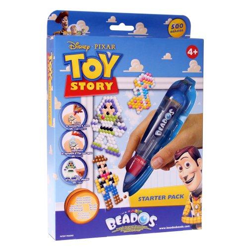 Preziosi Toys Beados Pack Toy Story, Juego, Multicolor, 3.GP470322