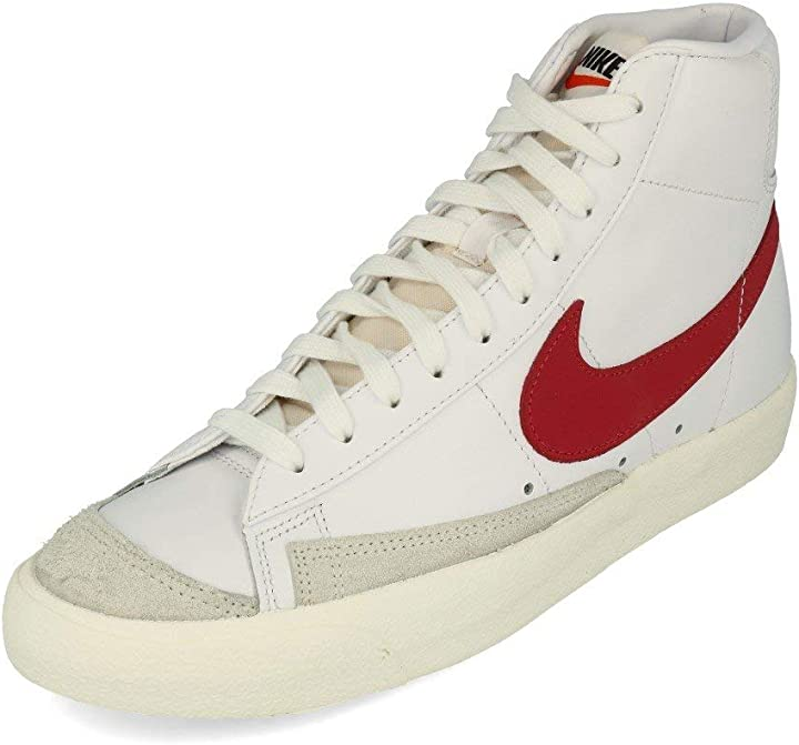 Scarpe nike blazer mid `77 vntg, scarpe da basket uomo BQ6806-102