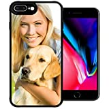 PixCase i8 Plus / i7 Plus (5.5 inch) - Picture Frame Case - Compatible with iPhone 8 Plus and 7 Plus - DIY - Insert Your Own Photos or Create Custom Designs Online - Change Anytime - Shock Absorbing