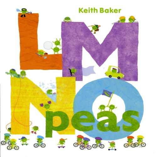 LMNO Peas audiobook cover art