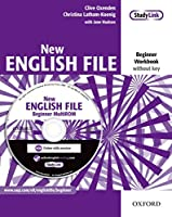 New English File: Beginner: Workbook with MultiROM Pack: Six-level general English course for adults