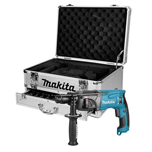 Makita HR2230X4 rotary hammers 1050 RPM 710 W - Martillo perforador (1050 RPM, 2,2 J, 4500 ppm, 1,3 cm, 3,2 cm, 4 m)