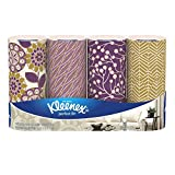 Kleenex Perfect Fit, 50 Count, (4 pack) - Packaging May Vary(Assorted color and style boxes) by Kleenex