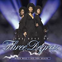 THE BEST OF THREE DEGREES by THREE DEGREES (2004-02-18)