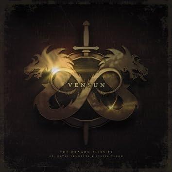The Dragon Flies (feat. David Vendetta, Sylvia Tosun) - EP