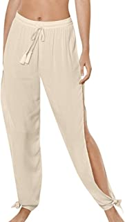 YIhujiuben Men Hip Hop Jogging Pants Sports Trousers Long Pants with Pocket